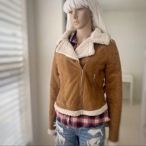 NWOT ♡ Shyanne ♡ Cowgirl Blazer Jacket M Top Brown